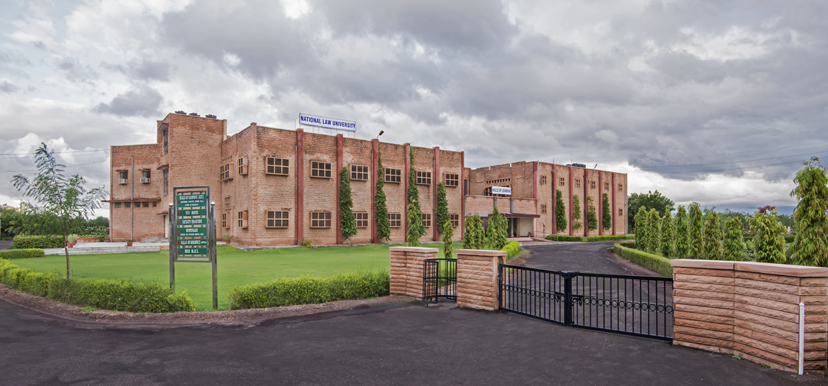 National Law University - Jodhpur